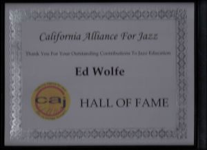 Hall of Fame Certificate
